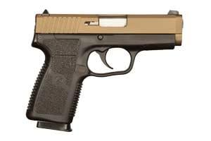 Kahr Arms CW9 Burnt Bronze Cerakote, CA Approved 9MM CW9093BB