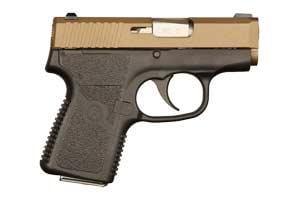 Kahr Arms CW380 Burnt Bronze Cerakote 380 CW3833BB