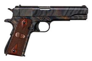 Kahr Arms|Auto-Ordnance 1911 Case Hardened 45ACP 1911GCH