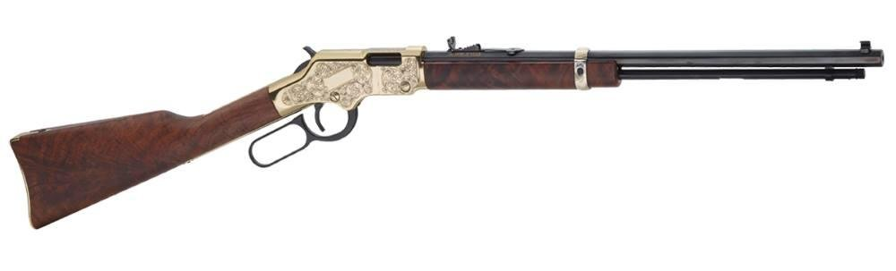 Henry Repeating Arms Goldenboy Dlx Engraved 3rd Ed. 22 LR H004D3