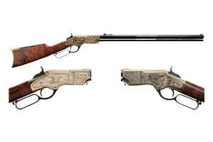 Henry Repeating Arms Original Deluxe Engraved 3rd Edition 44-40 H011D3