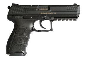 Heckler & Koch P30L Long Slide 9MM M730903L-A5