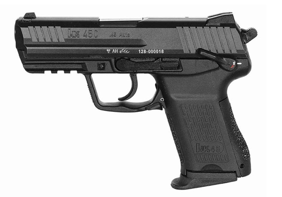 Heckler and Koch (HK USA) HK45 Compact (V1) 45 ACP 745031-A5