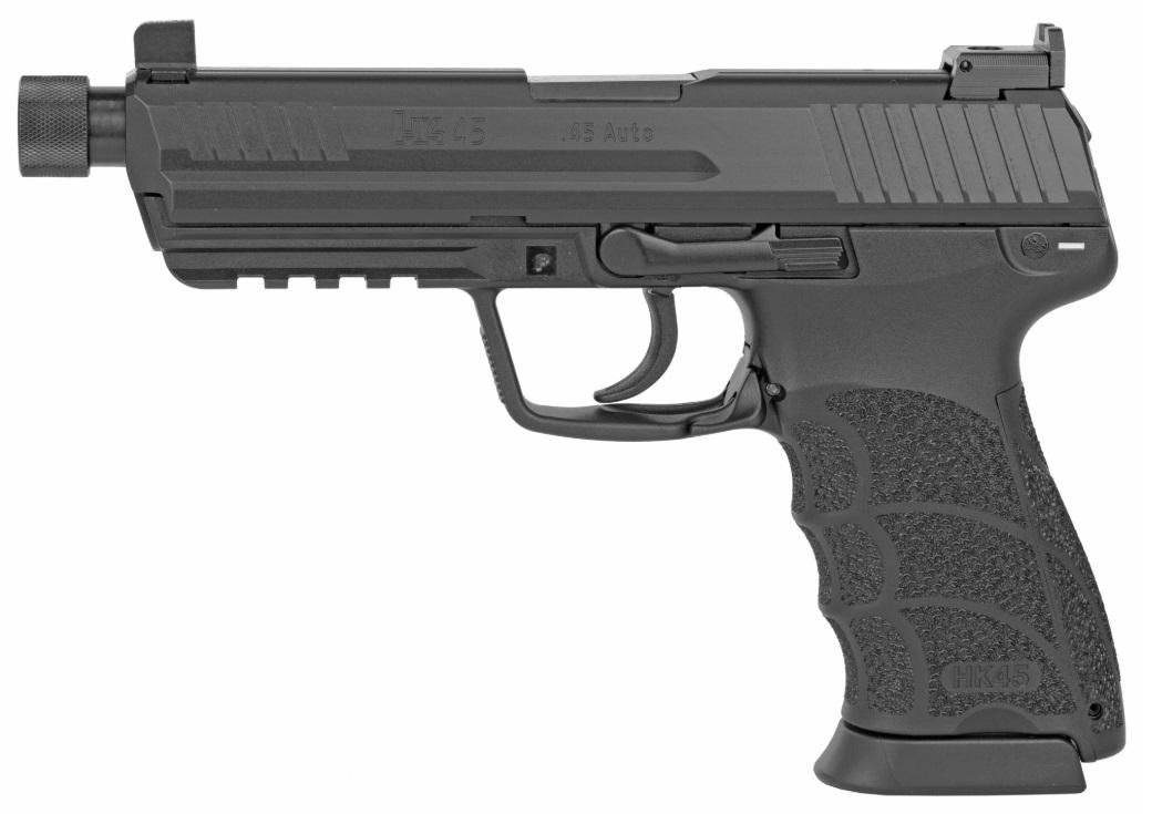 Heckler and Koch (HK USA) HK45 Tactical (V7) 45 ACP 745007T-A5