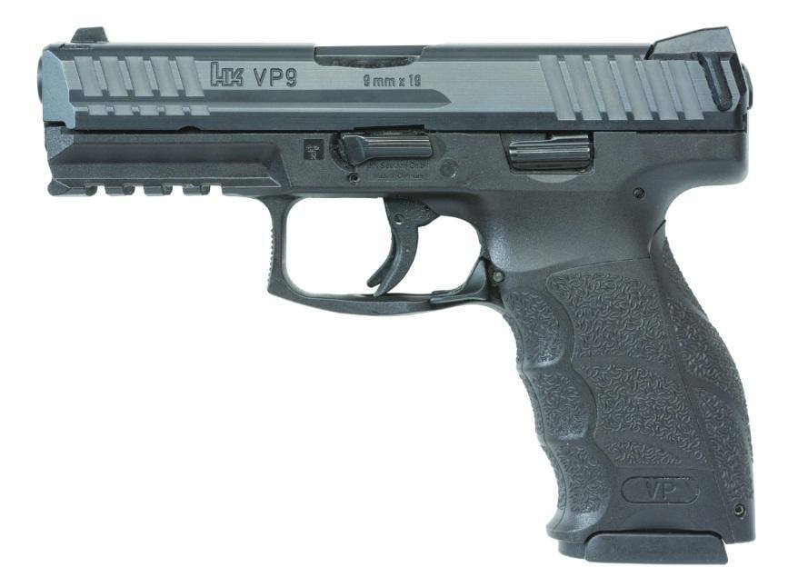 Heckler and Koch (HK USA) VP9 9mm 700009-A5