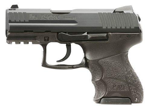 Heckler and Koch (HK USA) P30SK (V1) 9mm 730901KLE-A5