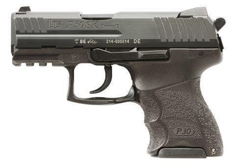 Heckler and Koch (HK USA) P30SK (V3) 9mm 730903KLE-A5