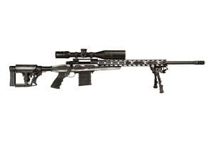 Legacy Sports Intl|Howa M1500 Bolt Action APC American Flag Rifle BG 308 HCRA73197USG