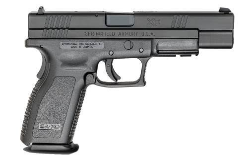 Springfield Armory XD Tactical Essentials Package 40 S&W XD9402