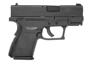 Springfield Armory X-Treme Duty Sub Compact 40SW XD9802