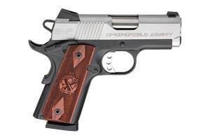 Springfield Armory 1911 EMP (Enhanced Micro Pistol) 40SW PI9240L