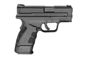 Springfield Armory XD Sub Compact Mod2 With Gripzone 9MM XDG9801HC