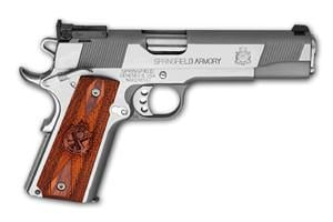 Springfield Armory 1911 Loaded Target CA Apprvd 9MM PI9134LCA