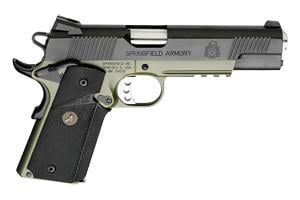Springfield Armory 1911A1 Loaded Operator 45ACP PX9105ML18