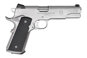 Springfield Armory 1911 Loaded TRP, CA Approved 45ACP PC9107LCA18