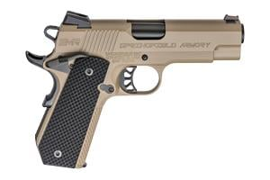 Springfield Armory 1911 EMP Champion Conceal Carry Contour 9MM PI9229F
