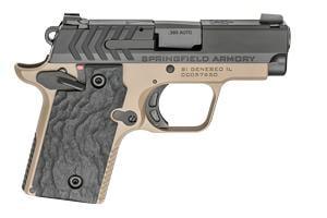Springfield Armory 911 Desert FDE|Nitride 380 PG9109FN