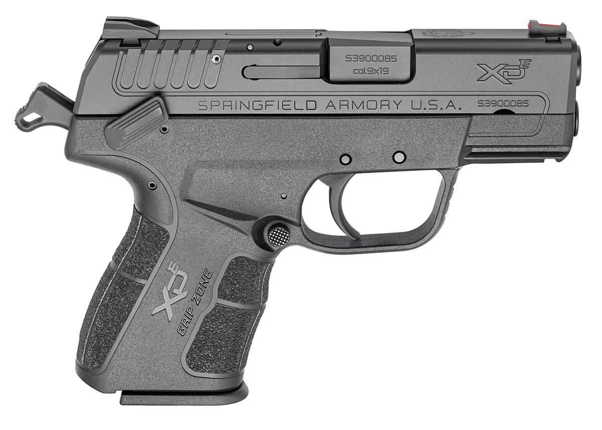 Springfield Armory XD-E Instant Gear Up 9mm 706397928582