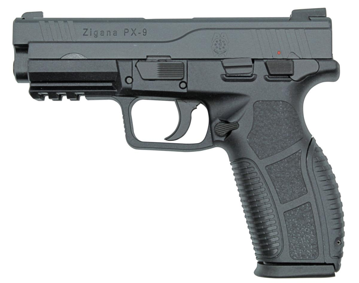 Sds Imports Zigana 9mm Luger ZPX918RD