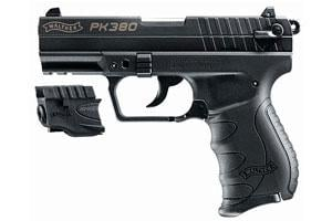 Walther Arms Inc PK380 With Laser 380 5050310