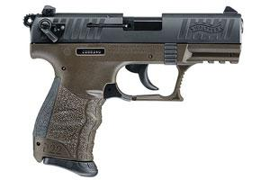 Walther Arms Inc P22 California Military Model 22LR 5120338
