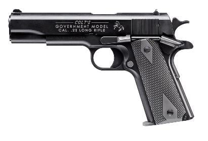 Walther Arms Colt Government 1911 A1 22 LR 5170304