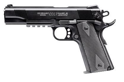 Walther Arms Colt Government 1911 A1 22 LR 723364200878