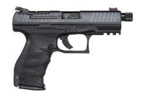 Walther Arms Inc PPQ Q4 TAC 9MM 2825929