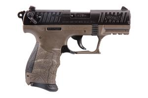 Walther Arms Inc P22 FDE California Approved 22LR 5120363