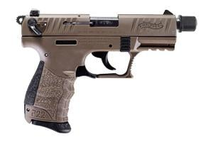 Walther Arms Inc P22Q Tactical Full 22LR 5120753