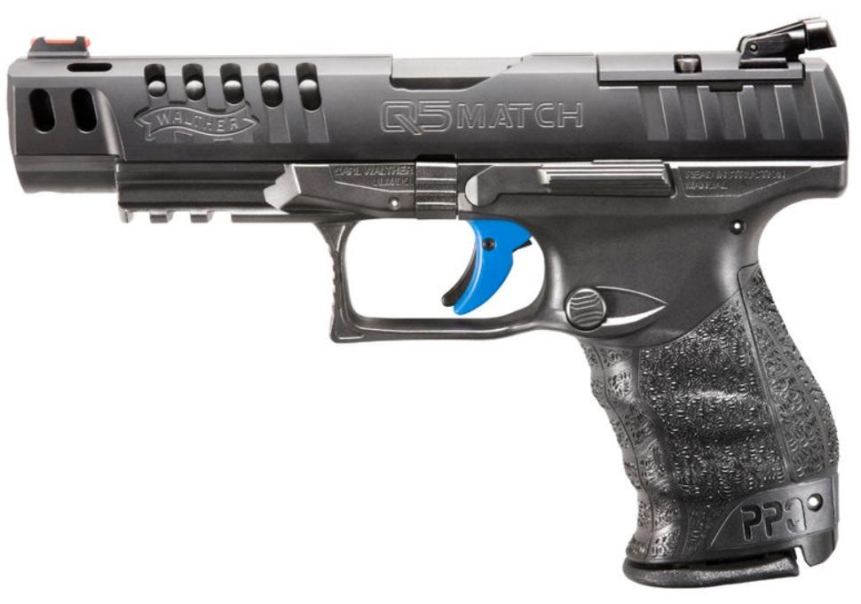 Walther Arms PPQ M2 Q5 Match 9mm 2846926