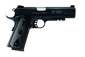 Taurus PT-1911 with Picatinny Rail 45ACP 1-191101-B1