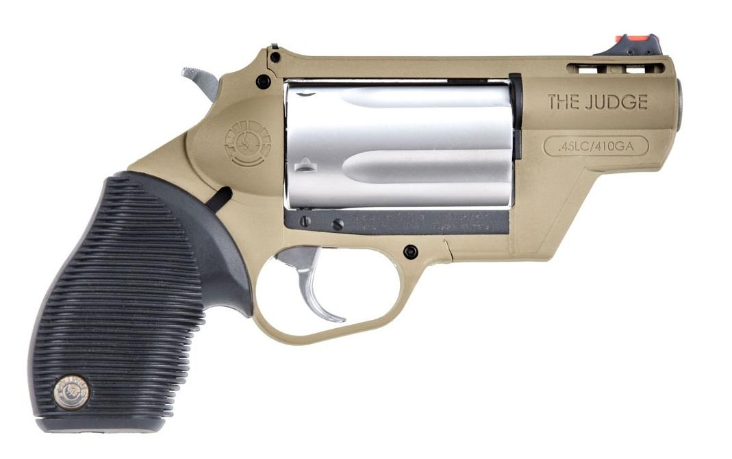Taurus Public Defender Polymer 410 Bore | 45 Colt 725327612568