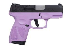 Taurus G2S SLIM Light Purple 9MM 1-G2S931-LP
