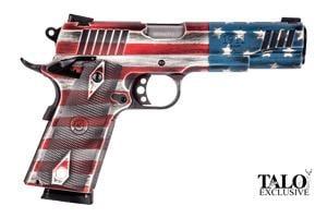 Taurus 1911 Cerakote US Flag TALO Edition 45ACP 1-191101USFLAG