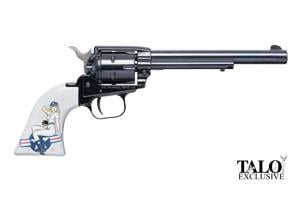Heritage Manufacturing Inc Rough Rider PINUP1 - TALO Edition 22LR RR22B6-PINUP1