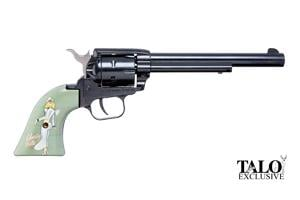 Heritage Manufacturing Inc Rough Rider PINUP2 - TALO Edition 22LR RR22B6-PINUP2