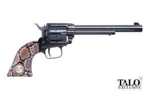 Heritage Manufacturing Inc Rough Rider Snake - TALO Edition 22LR RR22B6-SNK