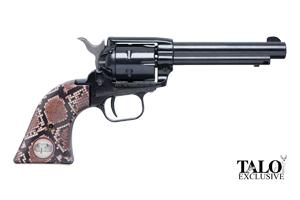Heritage Manufacturing Inc Rough Rider Snake TALO Edition 22LR RR22B4-SNK