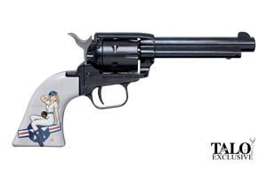 Heritage Manufacturing Inc Rough Rider PIN Up TALO Edition 22LR RR22B4-PINUP1