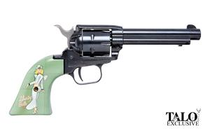 Heritage Manufacturing Inc Rough Rider PINUP2 TALO Edition 22LR RR22B4-PINUP2