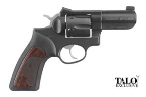 Ruger GP100 WCGP-II TALO Edition 357 1753