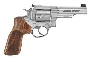 Ruger GP100 Match Champion Double Action Revolver 357 1755