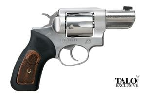 Ruger GP100 - TALO Edition W/ Fluted Cylinder 357 1763