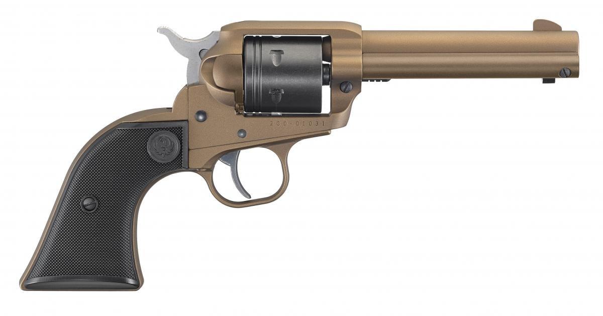 Ruger Wrangler 22 LR 2004