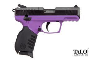 Ruger SR22-PG Ruger Lady Lilac TALO Edition 22LR 3606