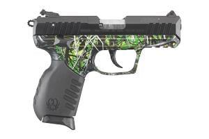 Ruger SR22 Rimfire Pistol 22LR 3633