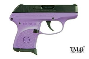 Ruger LCP Ruger Lady Lilac Talo Edition 380 3725