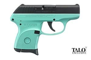 Ruger LCP Turquoise TALO Special Edition 380 3746-RUG