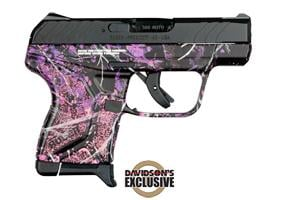 Ruger LCPII Muddy Girl 380 3757